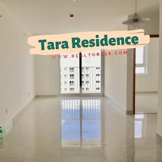 cho thuê chung cư tara residence 1 phòng ngủ block a1