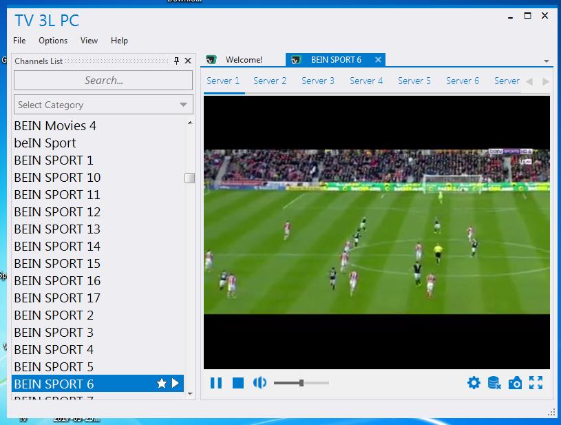 تحميل ملف قنوات لبرنامج tv 3l pc