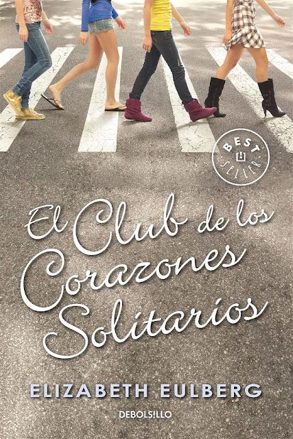 El club de los corazones solitarios | Corazones solitarios #1 | Elizabeth Eulberg