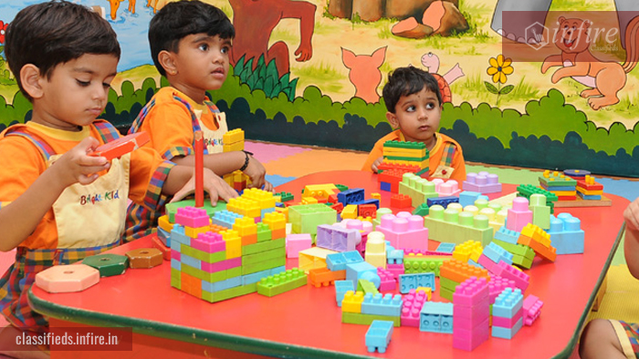 Lollipops Day Care and Play School - World classs Play School, Kathrikkadavu, Ernakulam, Kerala