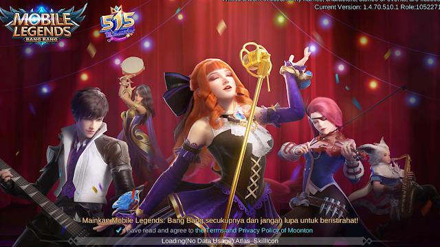 Kira-kira Berapa Total Size Game Mobile Legends: Bang Bang 2020
