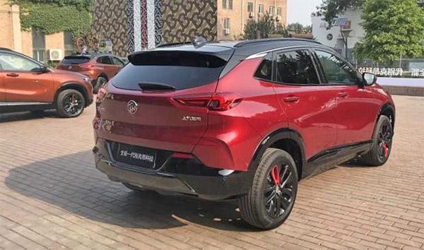 Burlappcar: 2021 Buick Encore