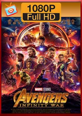 Avengers Infinity War (2018) [1080p – Latino] [MEGA]