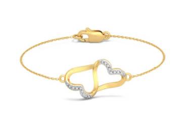 gelang emas terbaru
