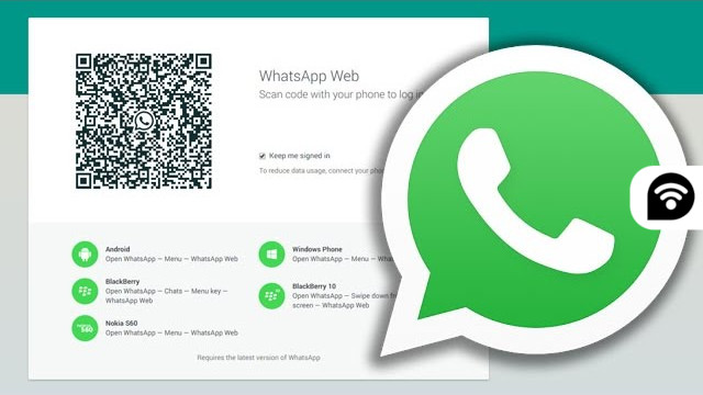 Tutorial Mudah Menggunakan Aplikasi Whatsapp Web di PC atau Laptop