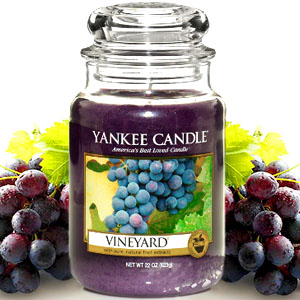Yankee Candle - Vineyard