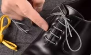 How to tie shoelace - 2019 updated