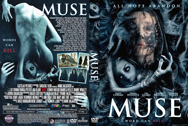 Muse DVD Cover