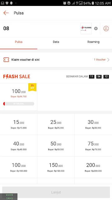 Update ShopeePayLater (SPayLater) Terbaru Bisa untuk Beli Pulsa, Data dan Tagihan