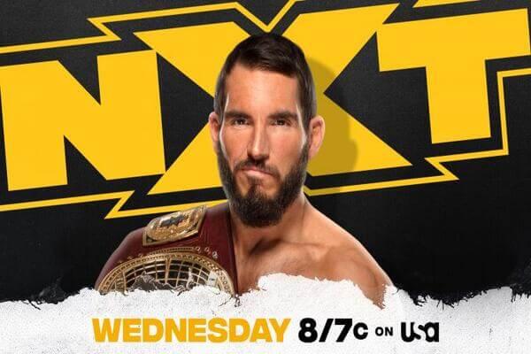 عرض WWE NXT الاخير 11/11/2020 كامل