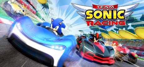 تحميل لعبة Team Sonic Racing