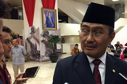 Jokowi Anc*m Pecat Menteri, Jimly: Jangan Gitu Bro, Belum Diangkat Udah Dipecat