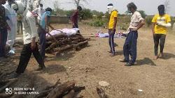 Nainpur corona news : नैनपुर में कोरोना डरावनी तस्वीर दिखा रहा है एक दिन मे जिला के नो ब्लाक में सबसे ज्यादा केस