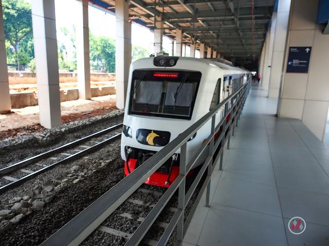 Railink 蘇加諾・哈達機場鐵路 - Soekarno-Hatta Airport Train / KAI Bandara