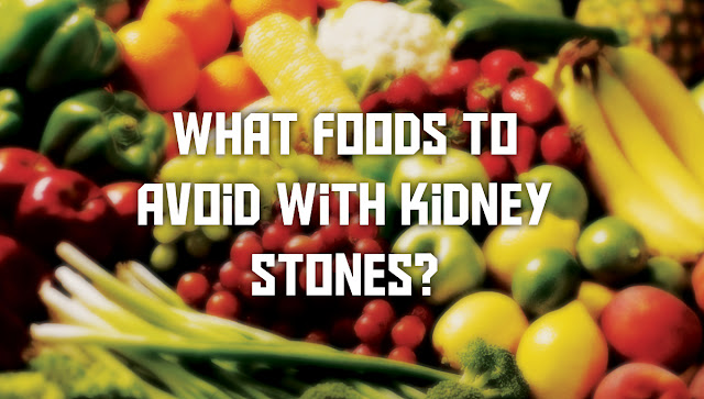 what food to eat when you have kidney stones