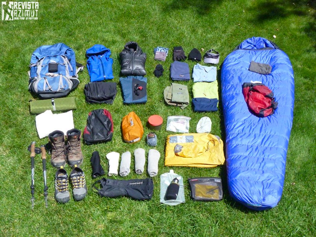 4aeb58940ed Continuación te presentamos una lista con equipo y accesorios básicos que  debes llevar siempre a un campamento, claro algunas cosas pueden variar ...