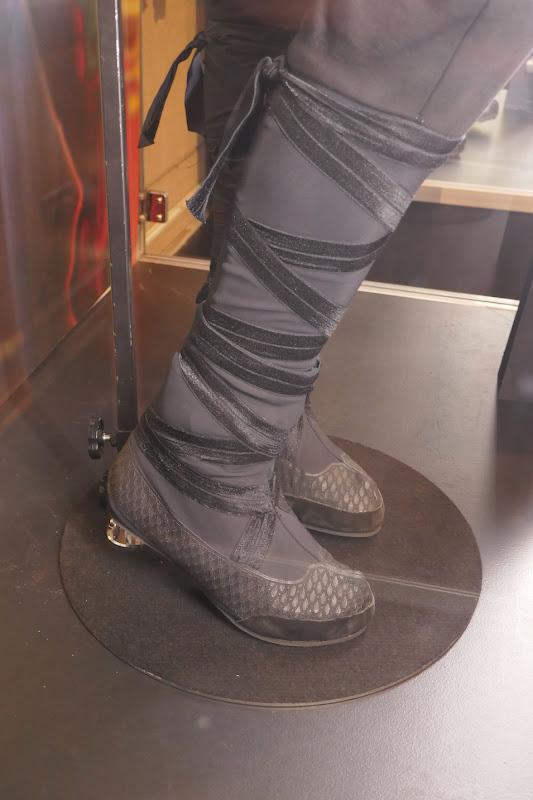 Shang-Chi Xialing costume boots