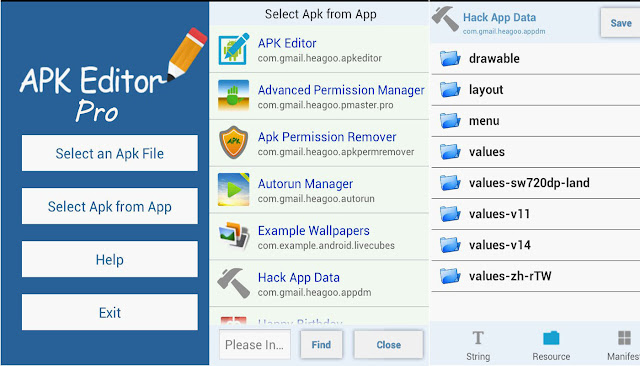 APK Editor Pro 1.9.6 Apk File Free Download  Paid In Free