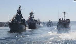 URGENTE: buques de guerra de rusia se dirigen al mar negro.