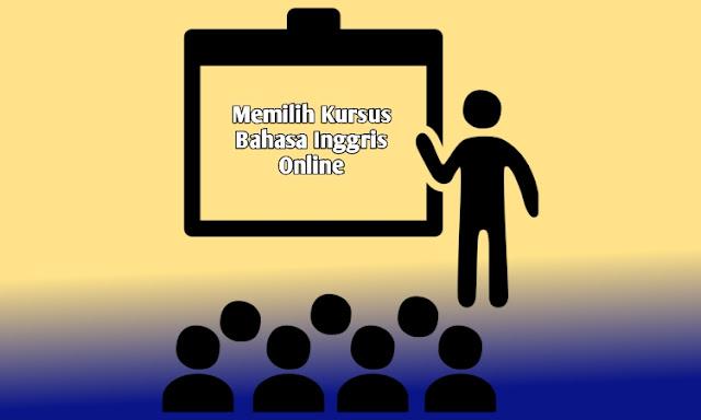 Memilih Kursus Bahasa Inggris Online