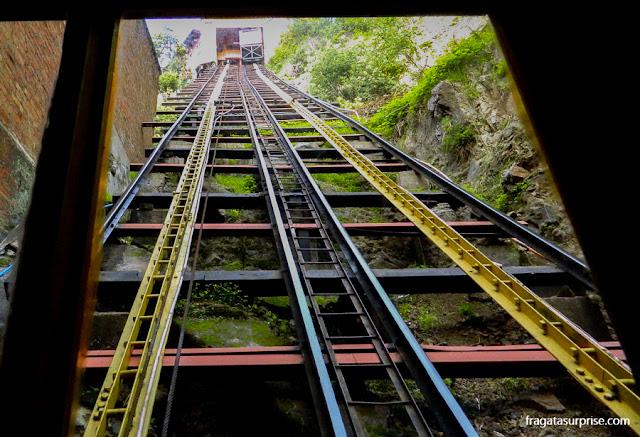 Ascensor Concepción, funicular de Valparaíso, Chile