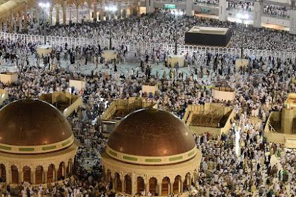 Lautan Ihram Mengalir ke Arafah