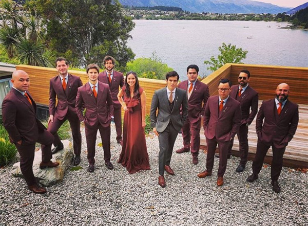 Erwan Heusaff-Anne Curtis Wedding The Groomsmen