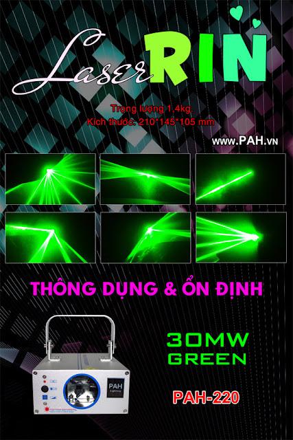 Đèn Laser cho Karaoke