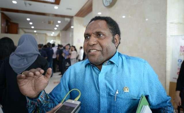 Blokir Internet, DPR asal Papua: Percuma Simpan Bangkai di Kamar