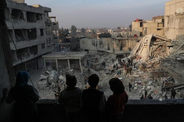 ΟΗΕ: Ο πόλεμος απέχει πολύ από το να τελειώσει στη Συρία