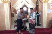 Kapolres Wajo Yang Baru  Lanjutkan Program Ketuk Masjid