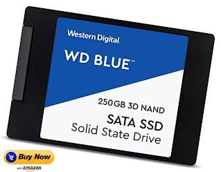 Western Digital wd blue Internal SSD- Best Internal SSD in India