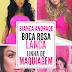 Bianca Andrade Boca Rosa Lança Coleção de Maquiagem