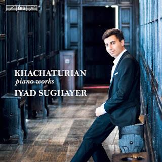 Kharachaturian: Piano Works [Iyad Sughayer] [Bis: BIS2436]