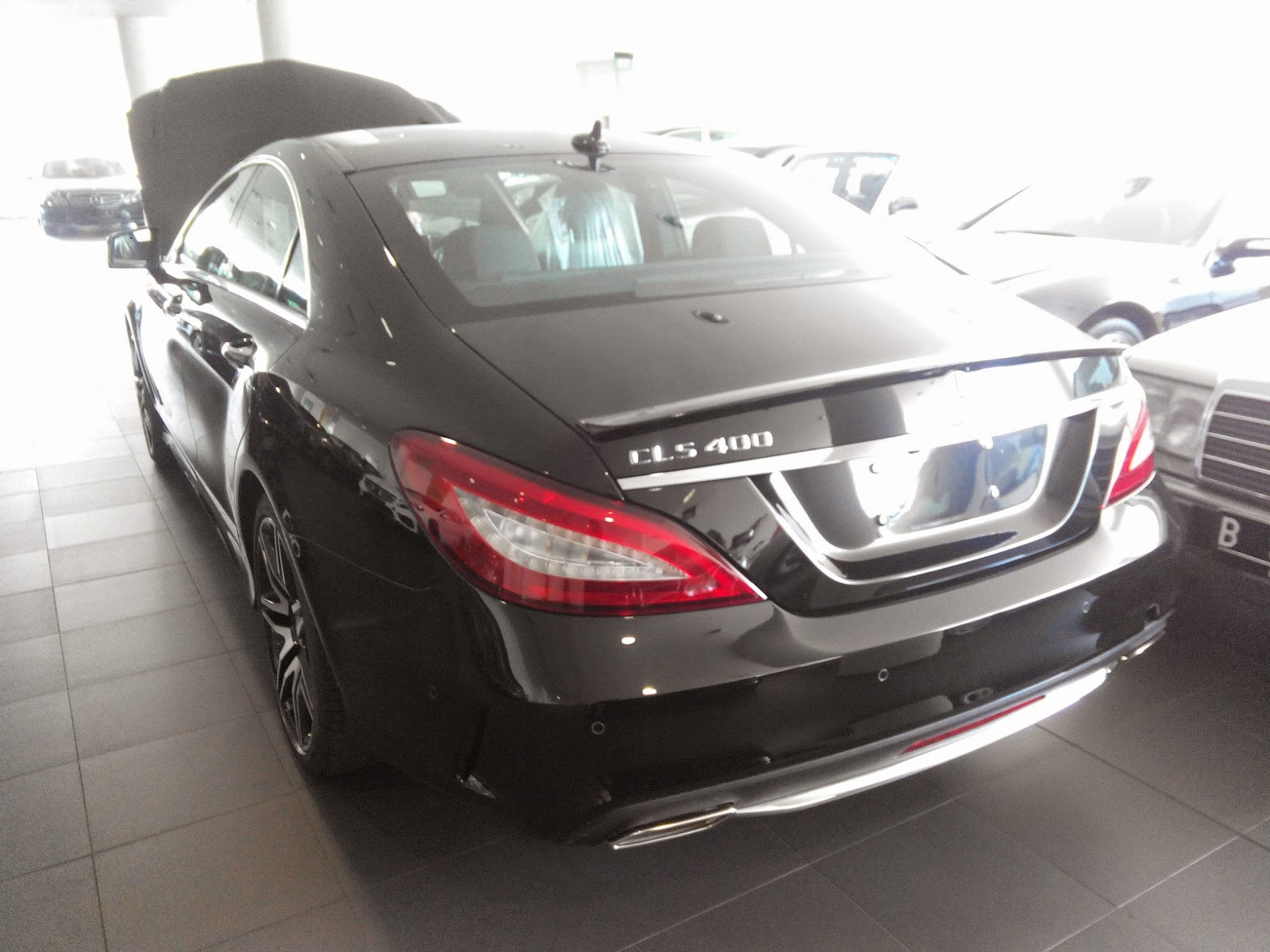 2015 New Mercedes Benz CLS 400 AMG Dynamic In Depth Review ...