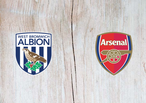 West Bromwich Albion vs Arsenal -Highlights 02 January 2021