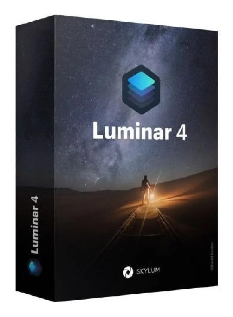 Luminar 4 Crack e Serial Download Grátis