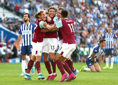 مشاهدة مباراة أستون فيلا وبيرنلي بث مباشر اليوم 28-9-2019 في الدوري الانجليزي