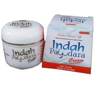 Cream Indah Payudara HERBAL BPOM