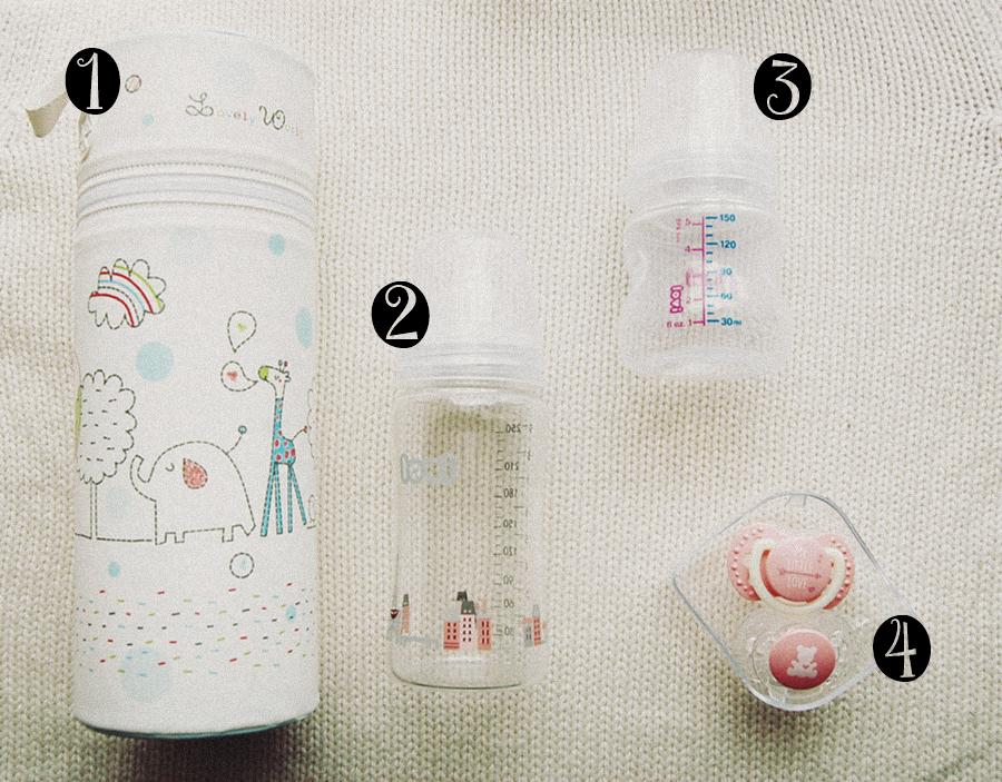 wyprawka do szpitala, butelki dla niemowlaka, lovi butelki, lovi, butelka szklana, butelka do mleka, termoopakowanie, pojemnik na butelki