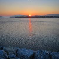 Ireland Images: Sunset over Dingle