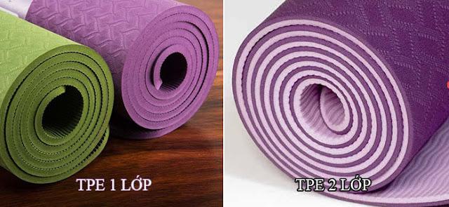 Tại sao thảm tập Yoga TPE nên là sự lựa chọn của bạn