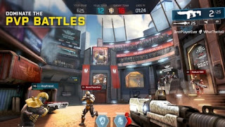 Shadowgun Legends Apk + Mod (Unlimited Ammo) For Android
