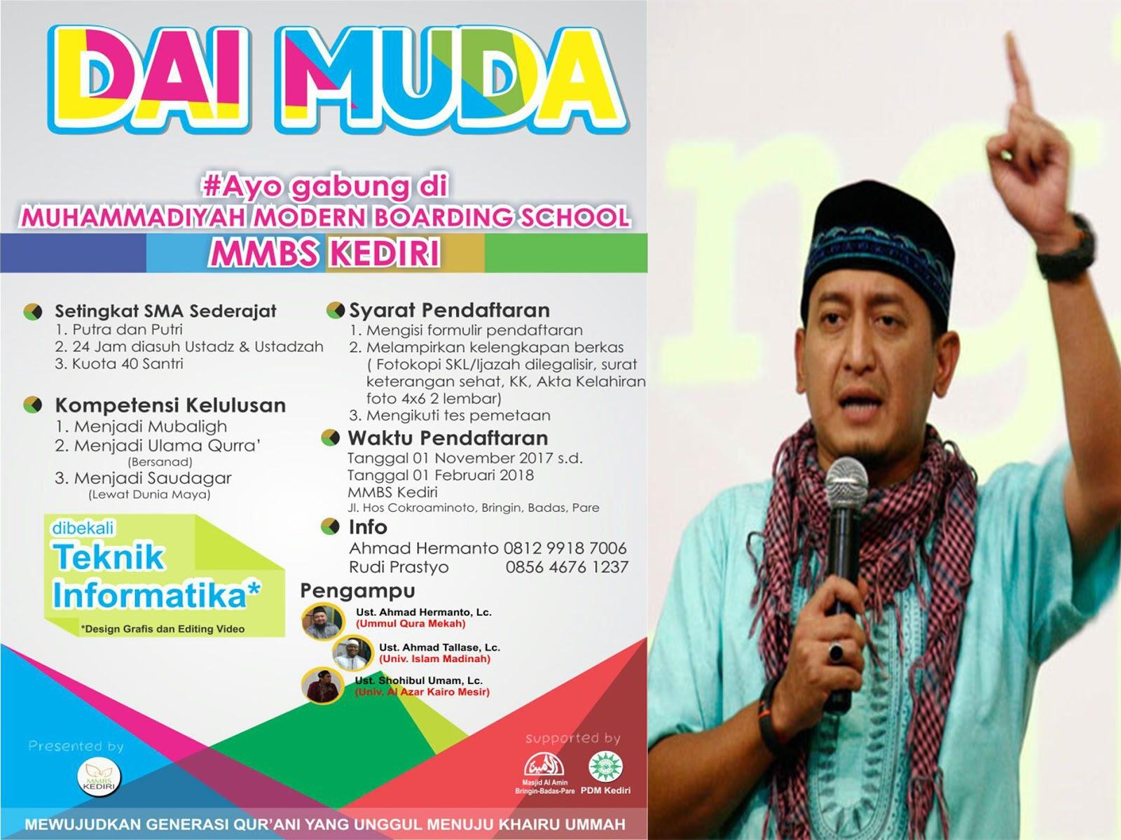 Muhammadiyah modern Boarding School