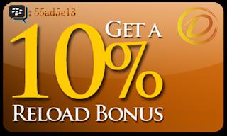 bonus 10%