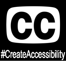 CC Logo with #CreateAccessibility written beneath