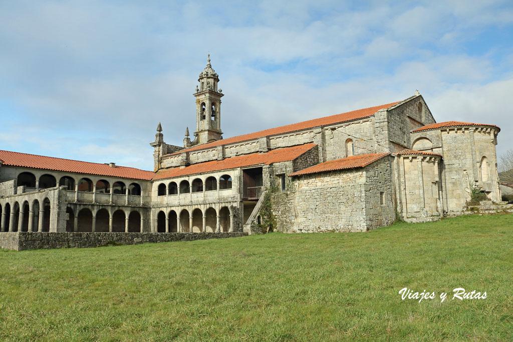 Monasterio de Xunqueira de Espadanedo