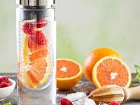 3 Manfaat Infused Water yang Dipercaya Baik untuk Kesehatan Tubuh