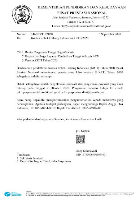 pwngumuman hasil krti tahap 1 tahun 2020 pdf tomatalikuang.com