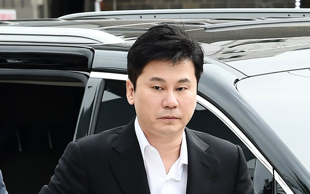 Yang Hyun Suk's Threatening Case Against The Witness of B.I Drug Case Submitted to the Prosecutors